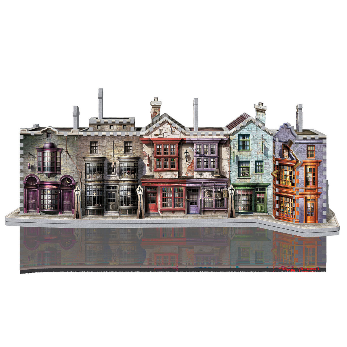 Diagon Alley - Scratch and Dent Movies / Books / TV Jigsaw Puzzle