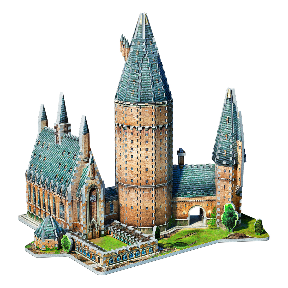 Hogwarts Great Hall Movies / Books / TV Jigsaw Puzzle