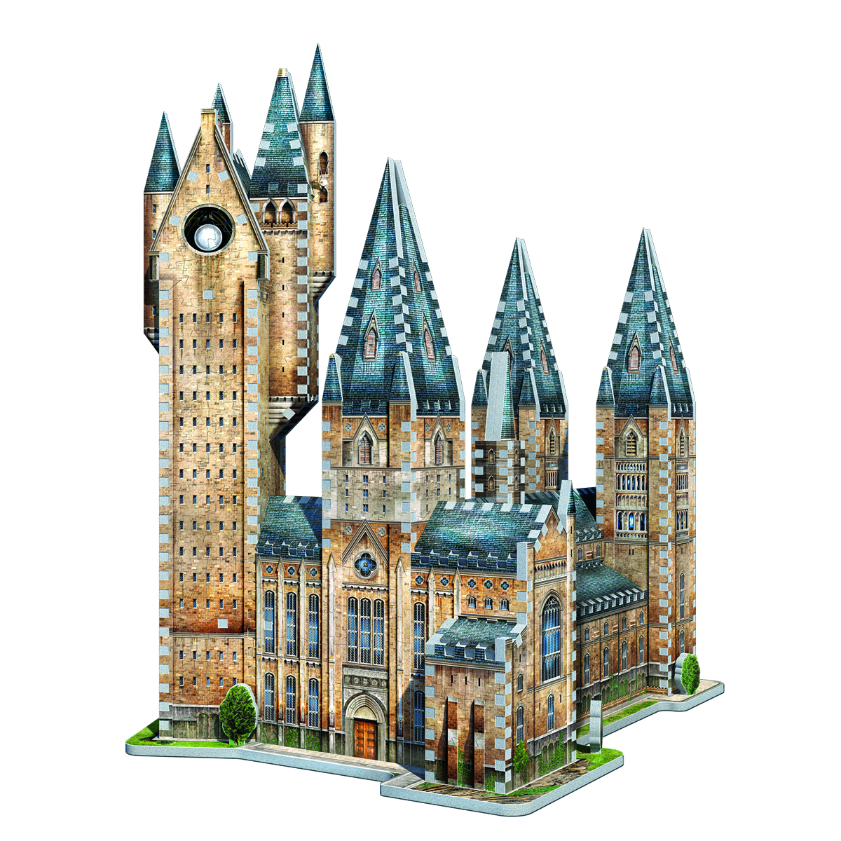 Hogwarts Astronomy Tower Movies / Books / TV Jigsaw Puzzle