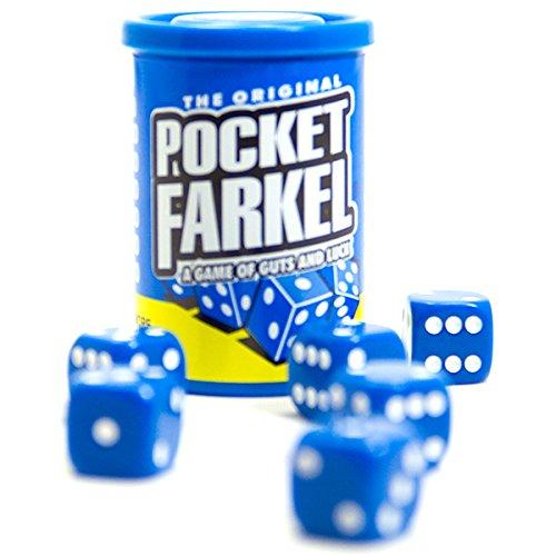 Pocket Farkel Blue