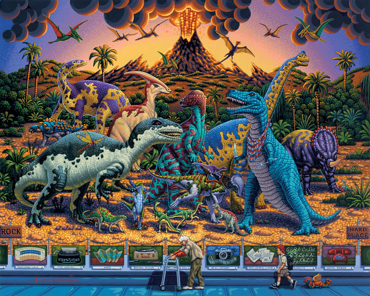 Dinosaur Museum Dinosaurs
