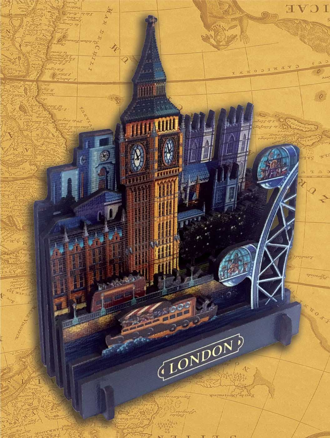 London London 3D Puzzle