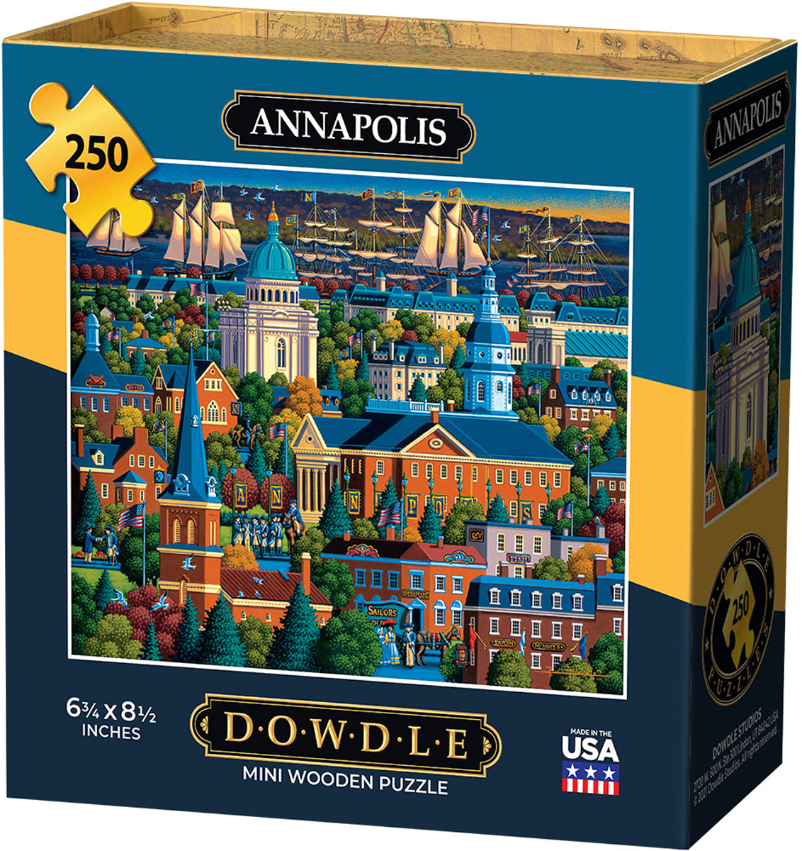 Annapolis Cities Jigsaw Puzzle