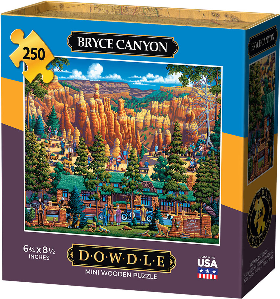 Bryce Canyon National Park National Parks Jigsaw Puzzle