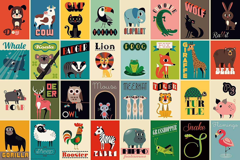 Animals Animals Jigsaw Puzzle