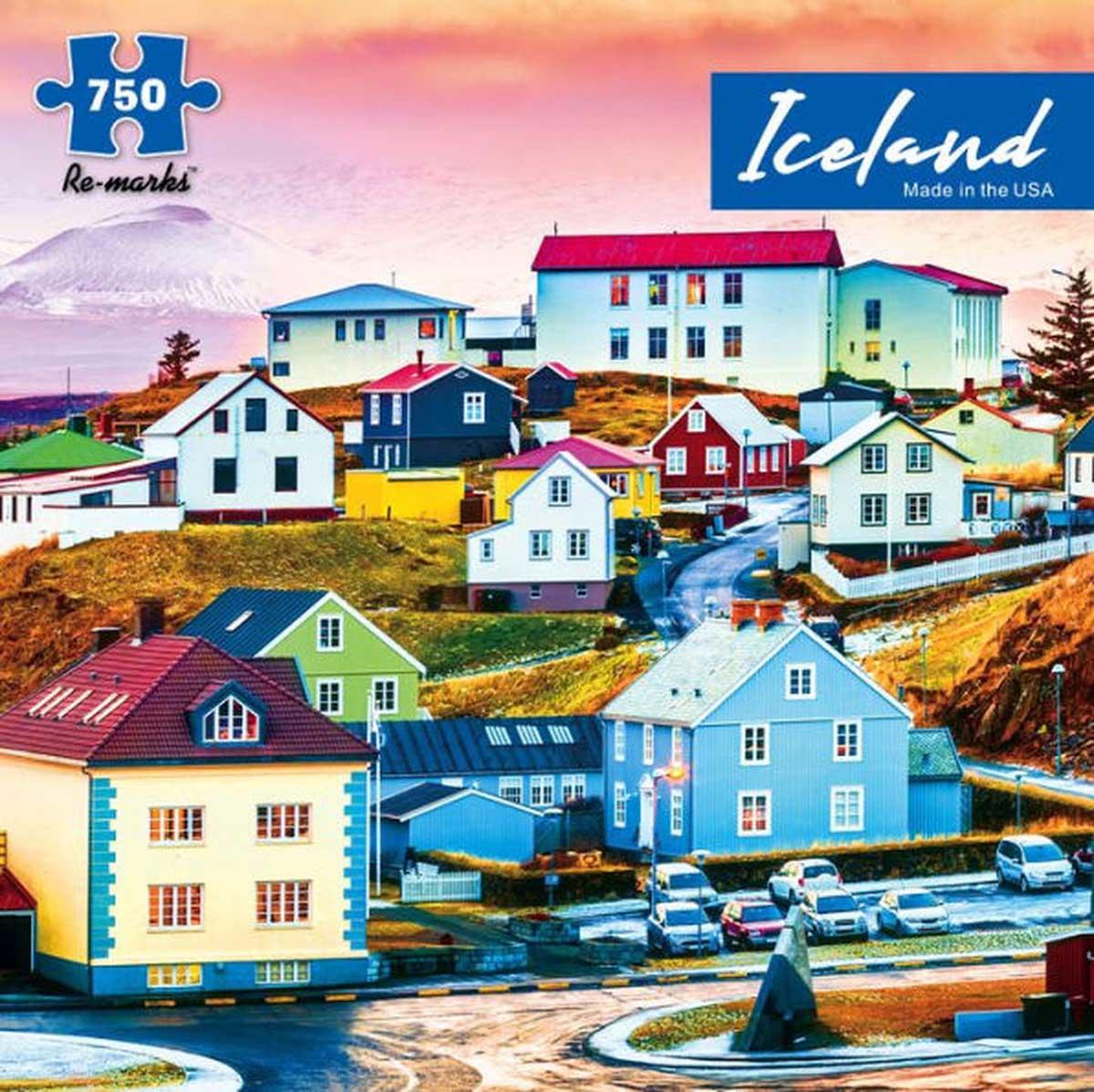 Iceland Europe Jigsaw Puzzle