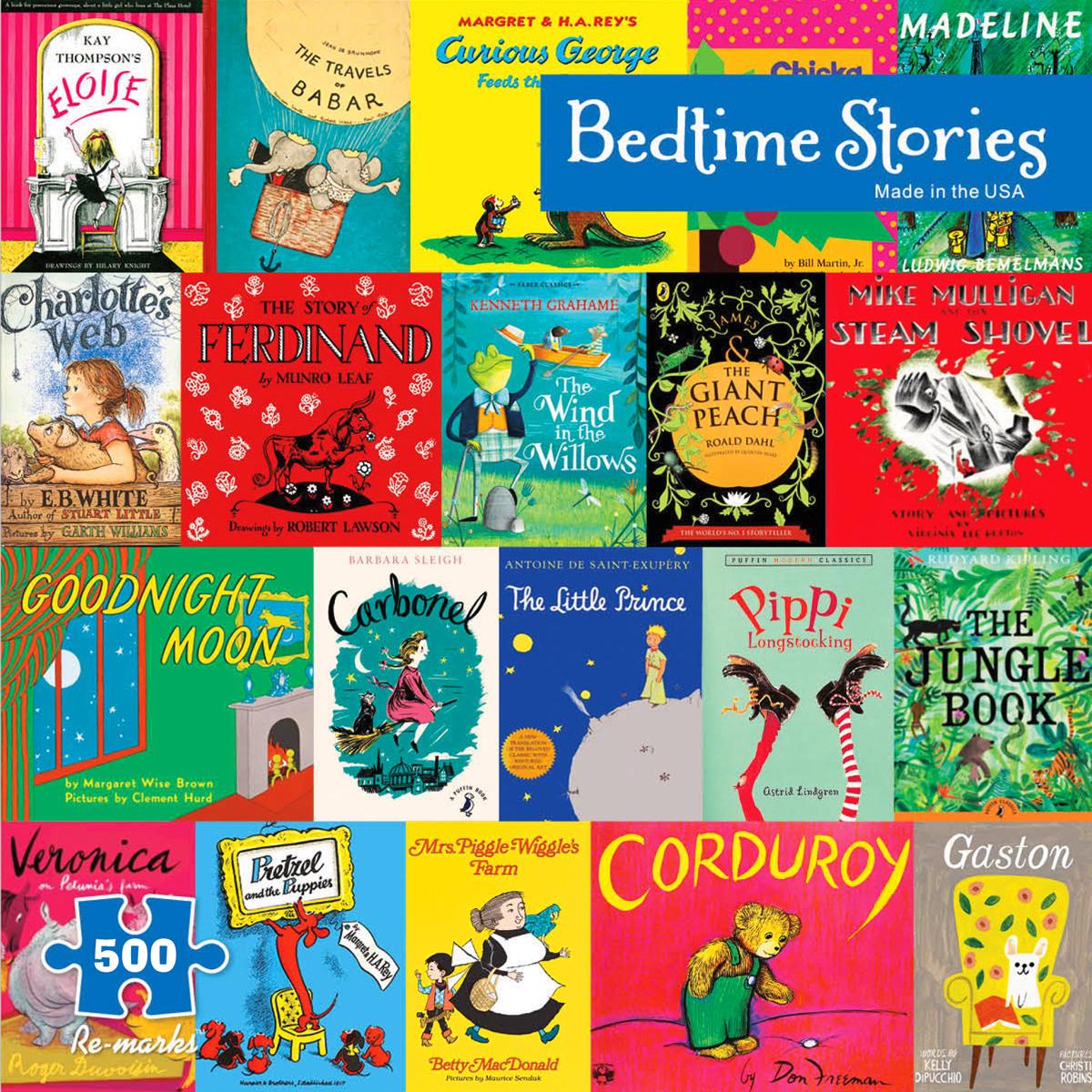 Children's Books Movies / Books / TV Jigsaw Puzzle