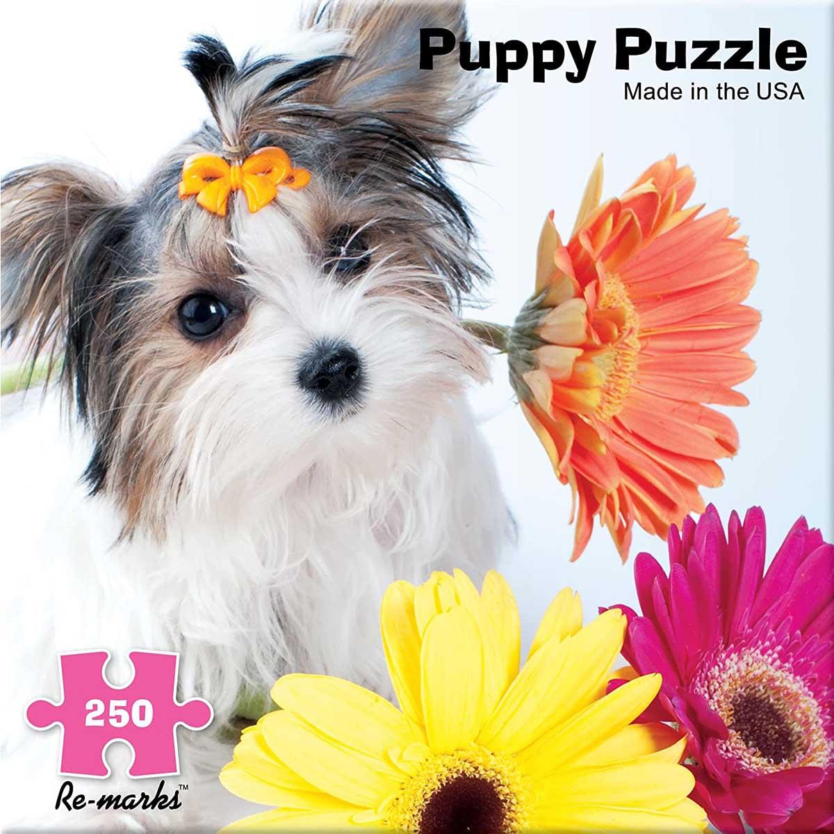 Daisy Dogs Jigsaw Puzzle