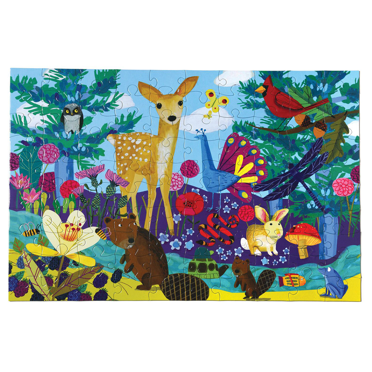 Life on Earth Animals Jigsaw Puzzle