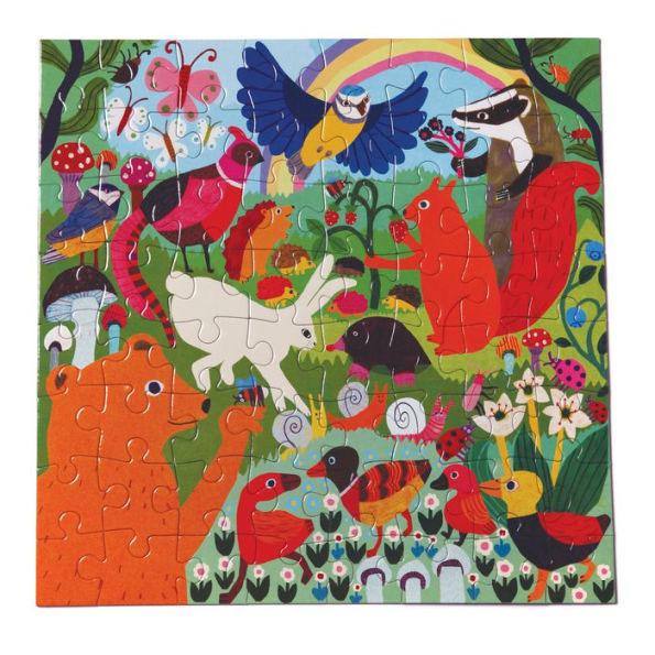 Busy Meadow Jigsaw Puzzle