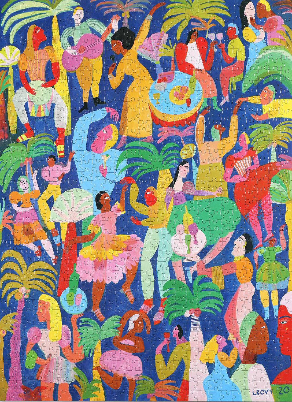 Celebration Jigsaw Puzzle