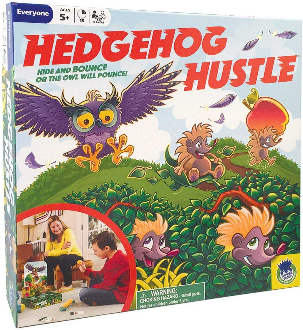 Hedgehog Hustle Pi Day