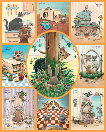 Paws & Claws Other Animals Jigsaw Puzzle