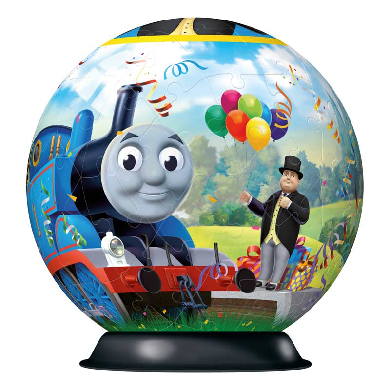 Birthday Surprise (Puzzleball) - Scratch and Dent Thomas and Friends Jigsaw Puzzle