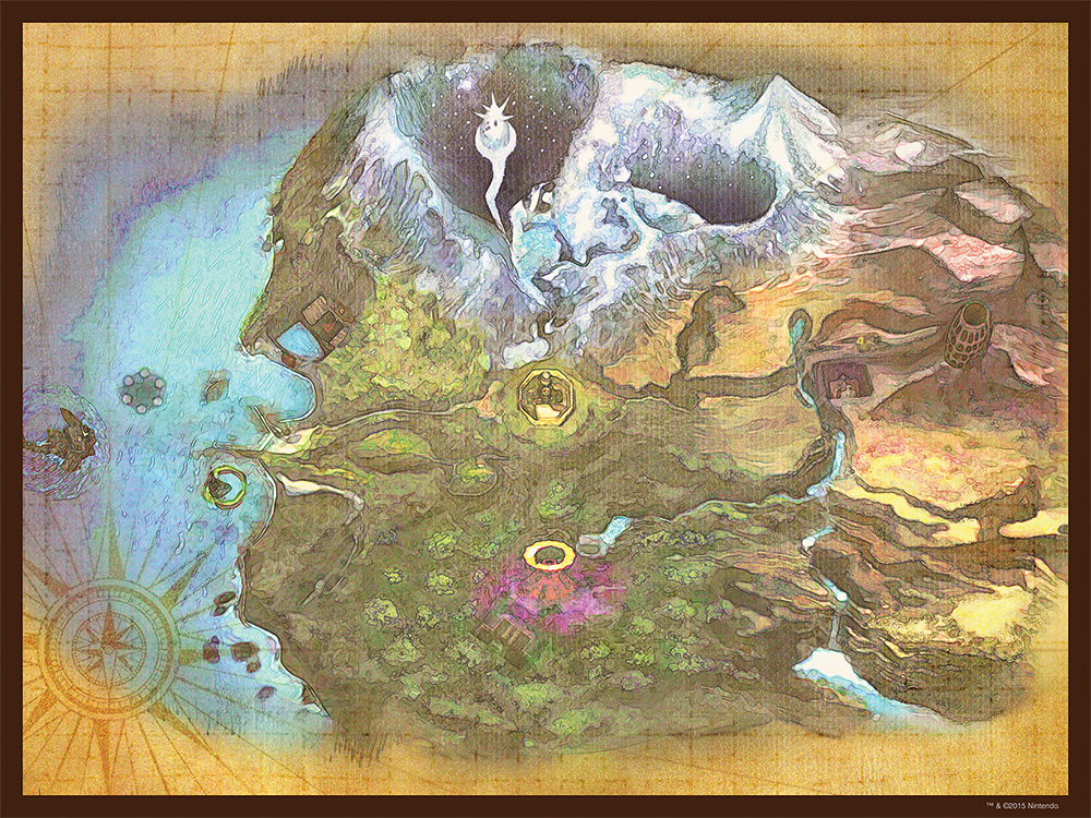 The legend of zelda majoras mask termina map jigsaw puzzle the legend of zelda majoras mask termina map fantasy jigsaw puzzle gumiabroncs Image collections
