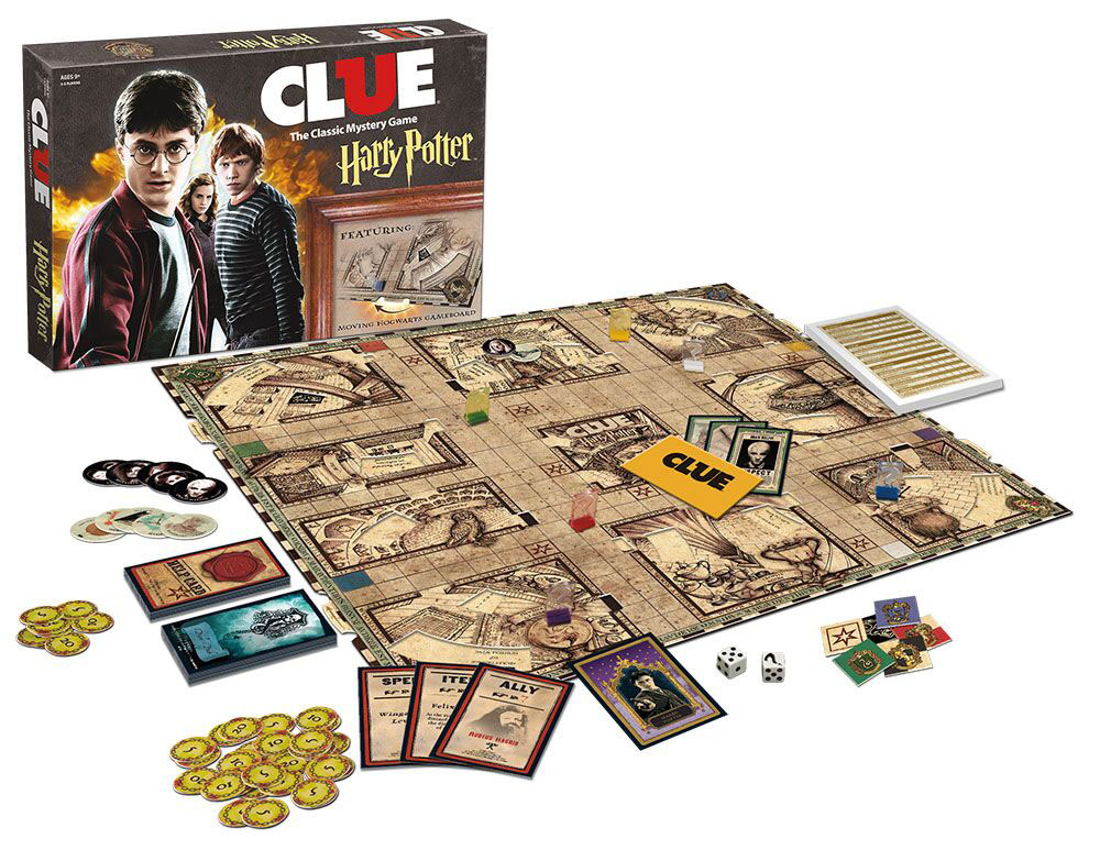 CLUE®: Harry Potter™ Fantasy