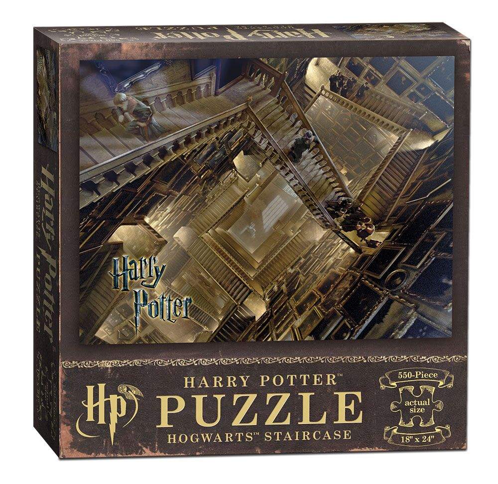 Best Christmas Toys 2017 >> Harry Potter™ Staircase Jigsaw Puzzle | PuzzleWarehouse.com