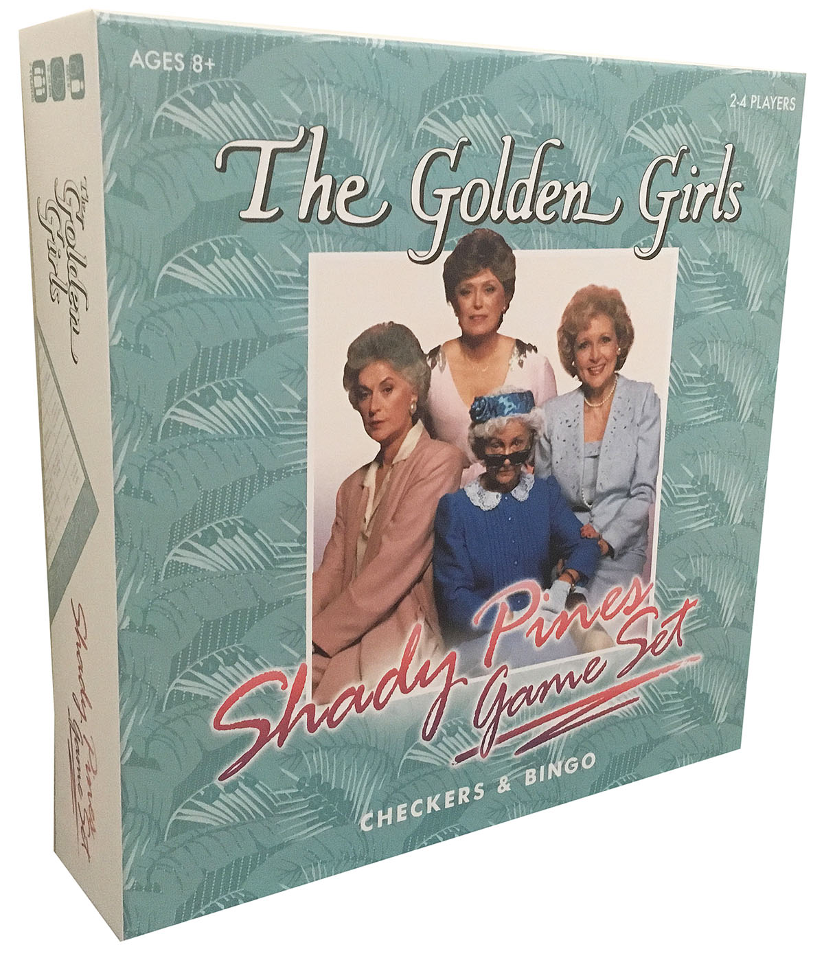 Golden Girls Checkers