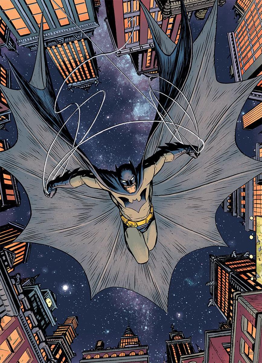 "Batman ""I Am The Night"" Movies / Books / TV Jigsaw Puzzle"