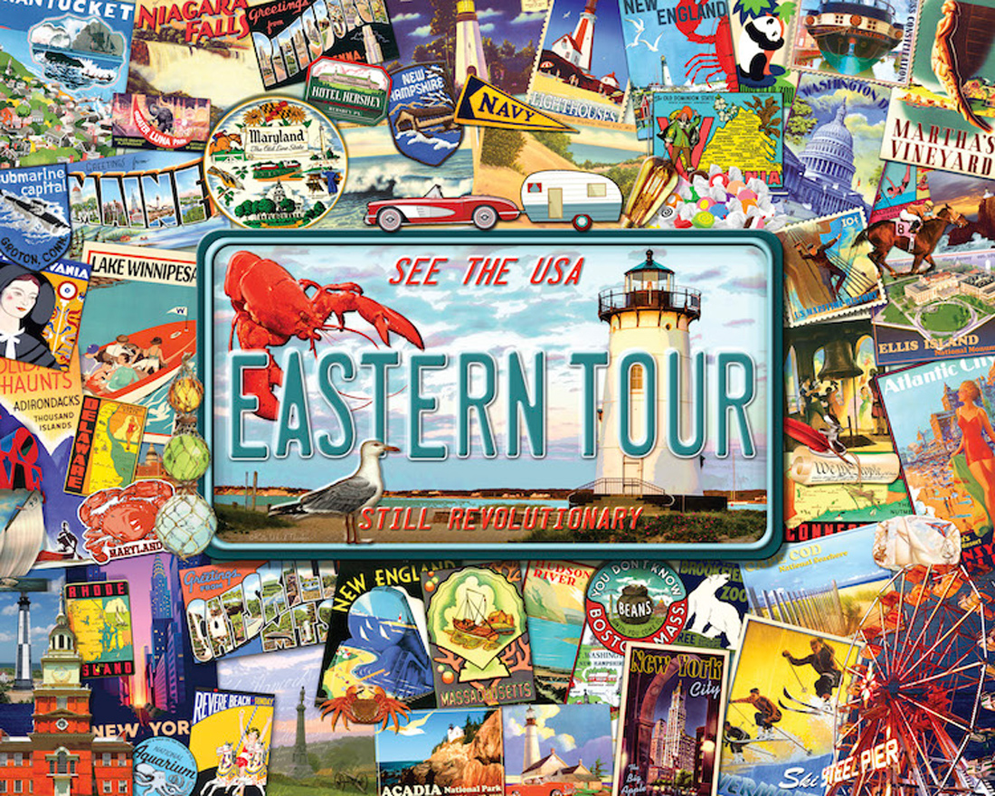 Eastern Tour Travel Jigsaw Puzzle