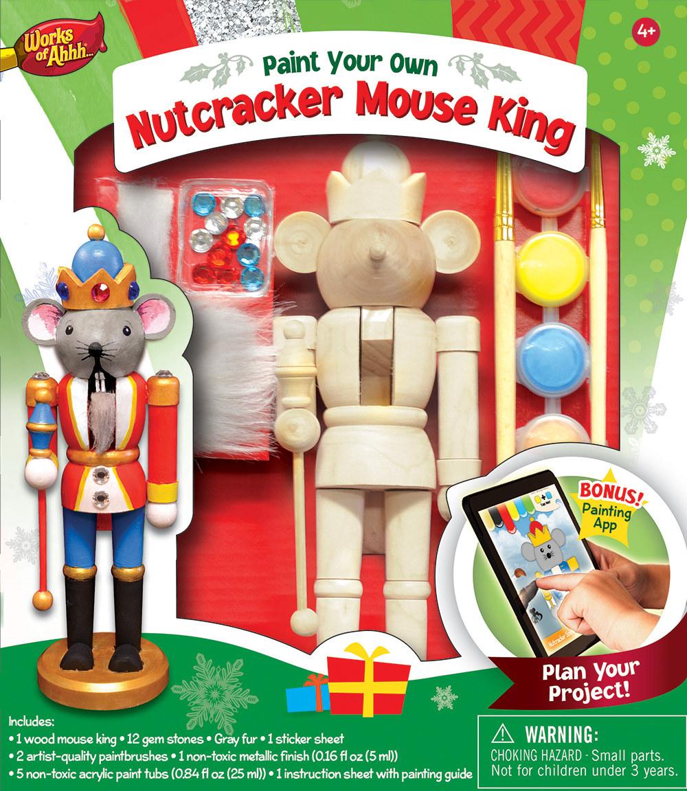 Nutcracker Mouse King Christmas