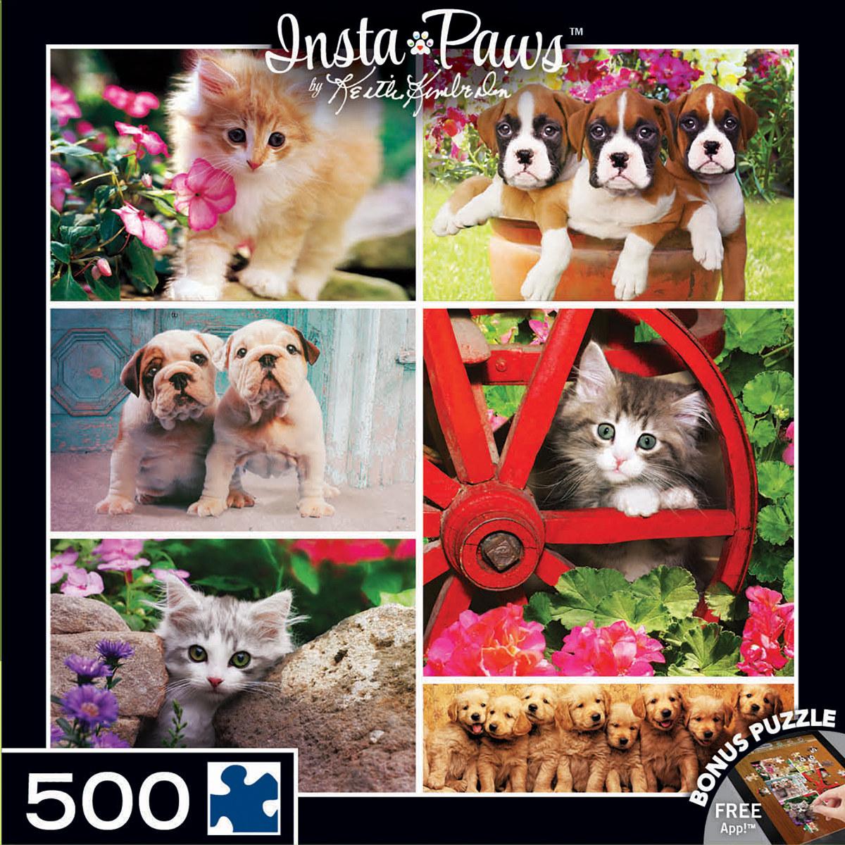 #FuzzyFriends Photography Jigsaw Puzzle