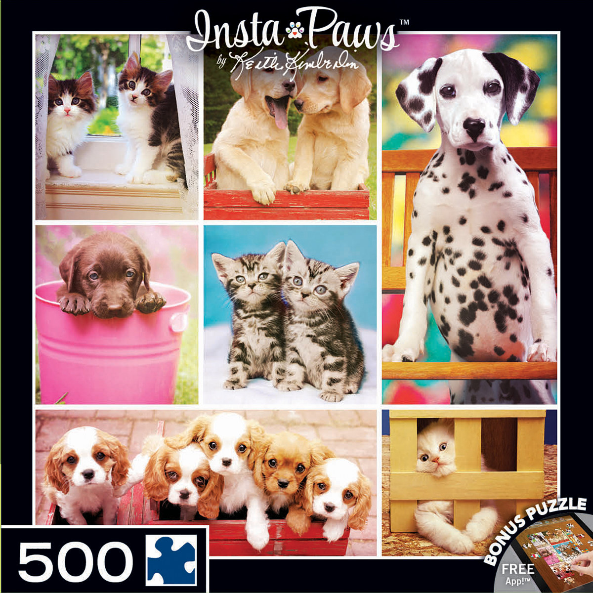 #BabyBesties Photography Jigsaw Puzzle