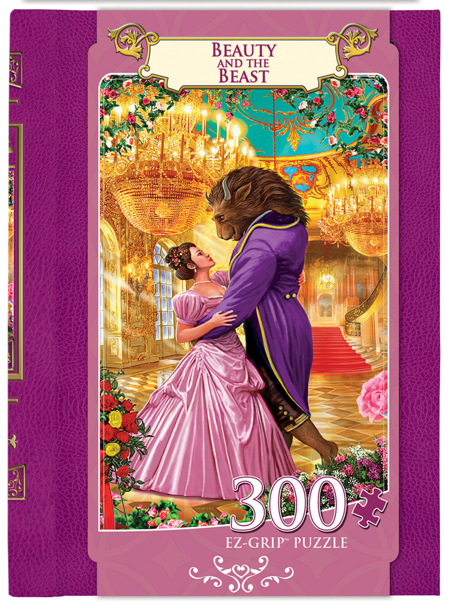 Beauty and the Beast Movies / Books / TV Jigsaw Puzzle