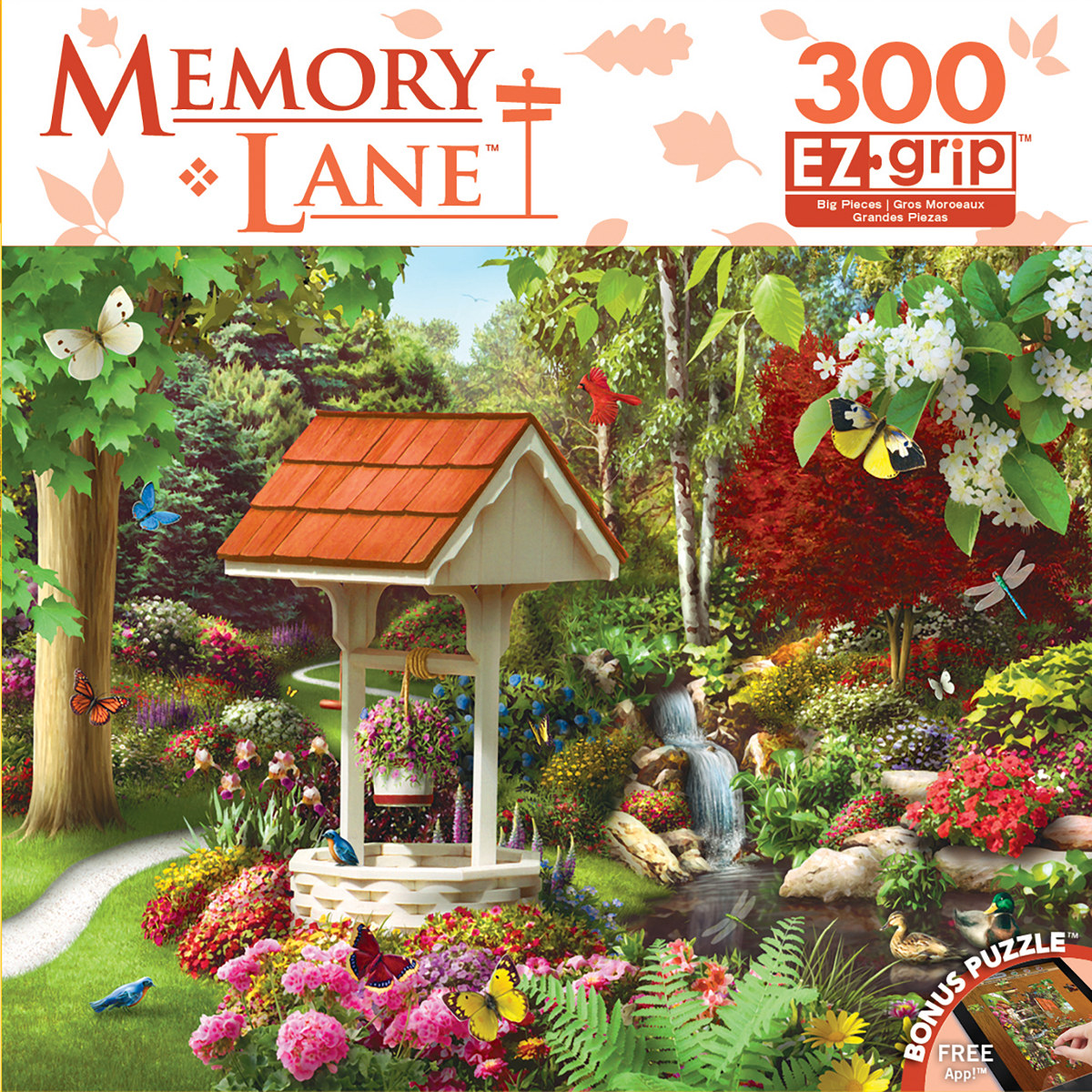 Endless Dream - Scratch and Dent Birds Jigsaw Puzzle