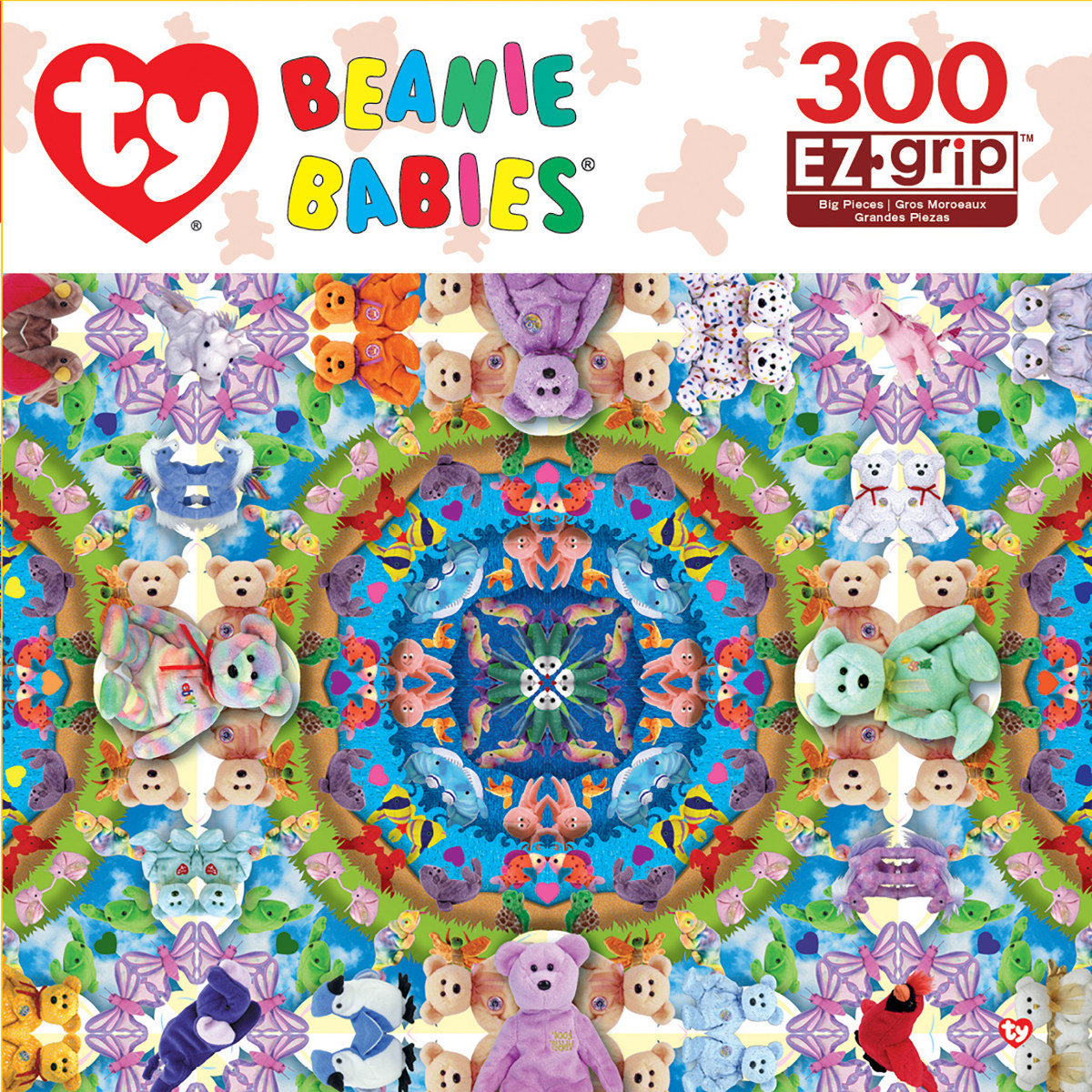 Frames For Puzzles Without Glue