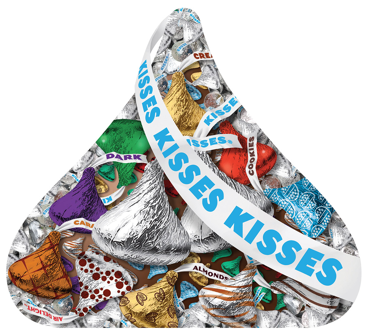 Shaped Kiss Food and Drink Shaped Puzzle