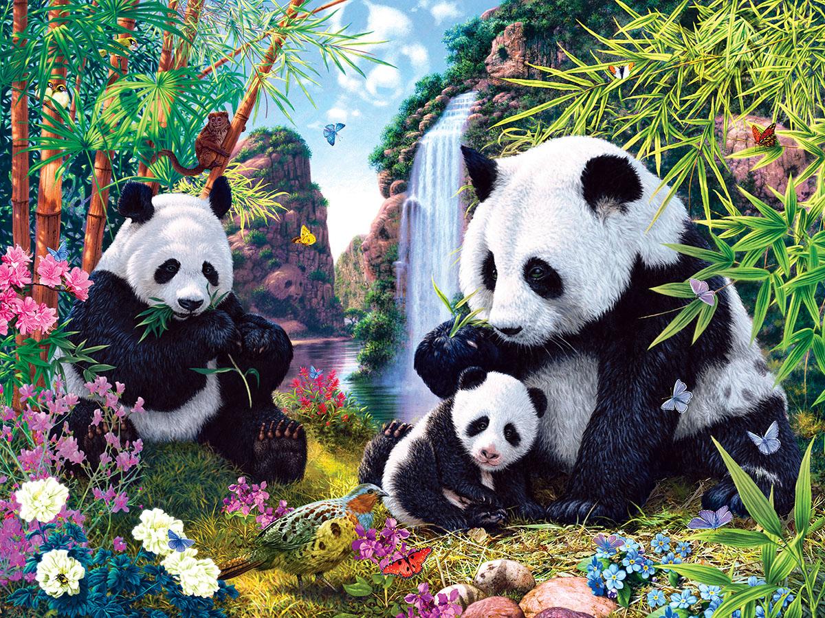 Shangri La Bears Hidden Images