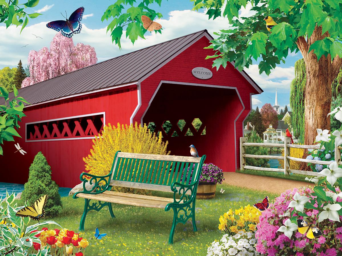Springtime Spring Jigsaw Puzzle