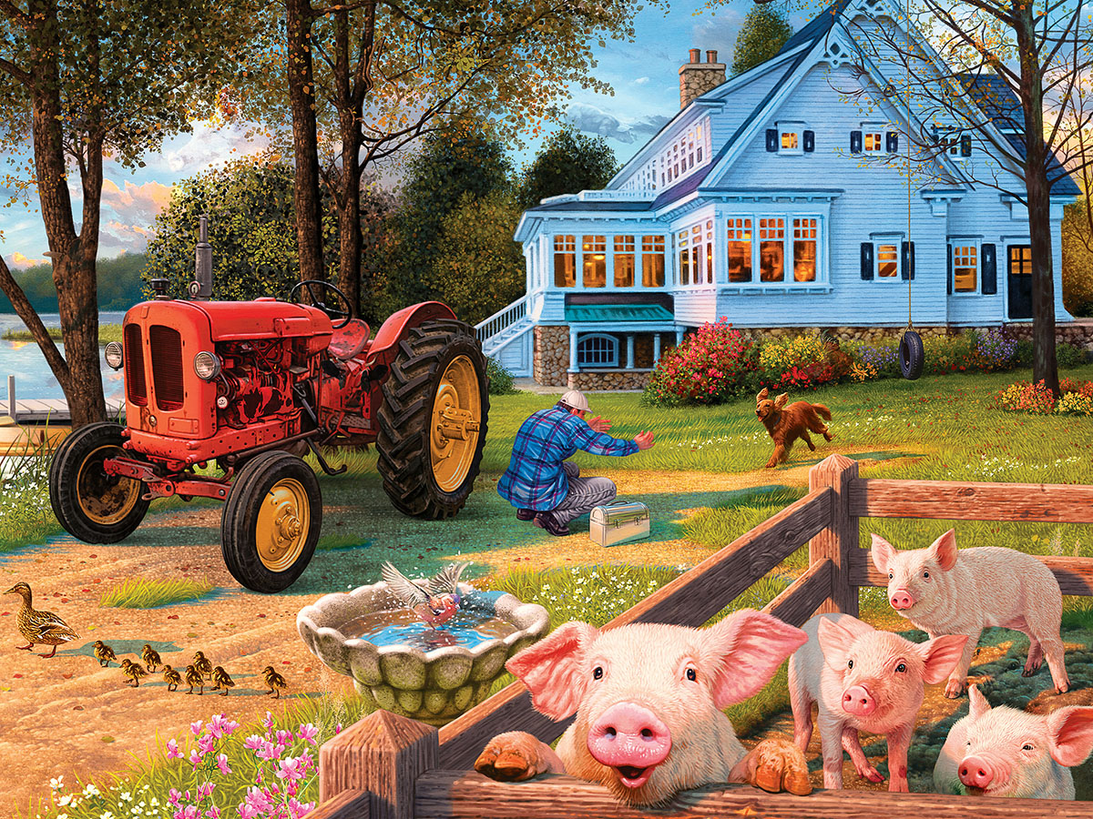 Welcome Home Farm Hidden Images
