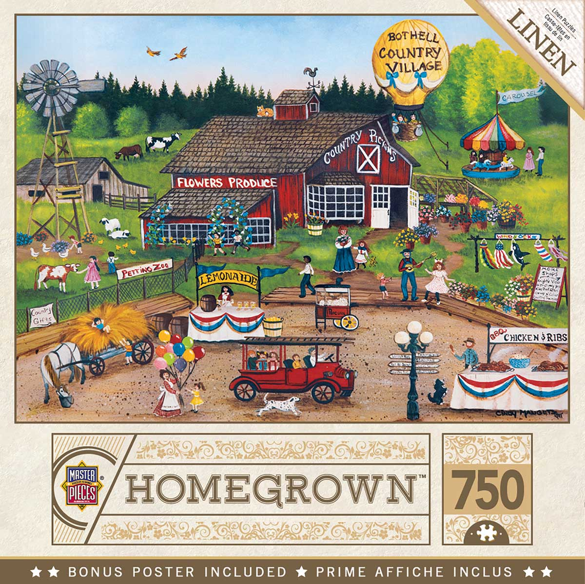 Country Pickens Countryside Jigsaw Puzzle