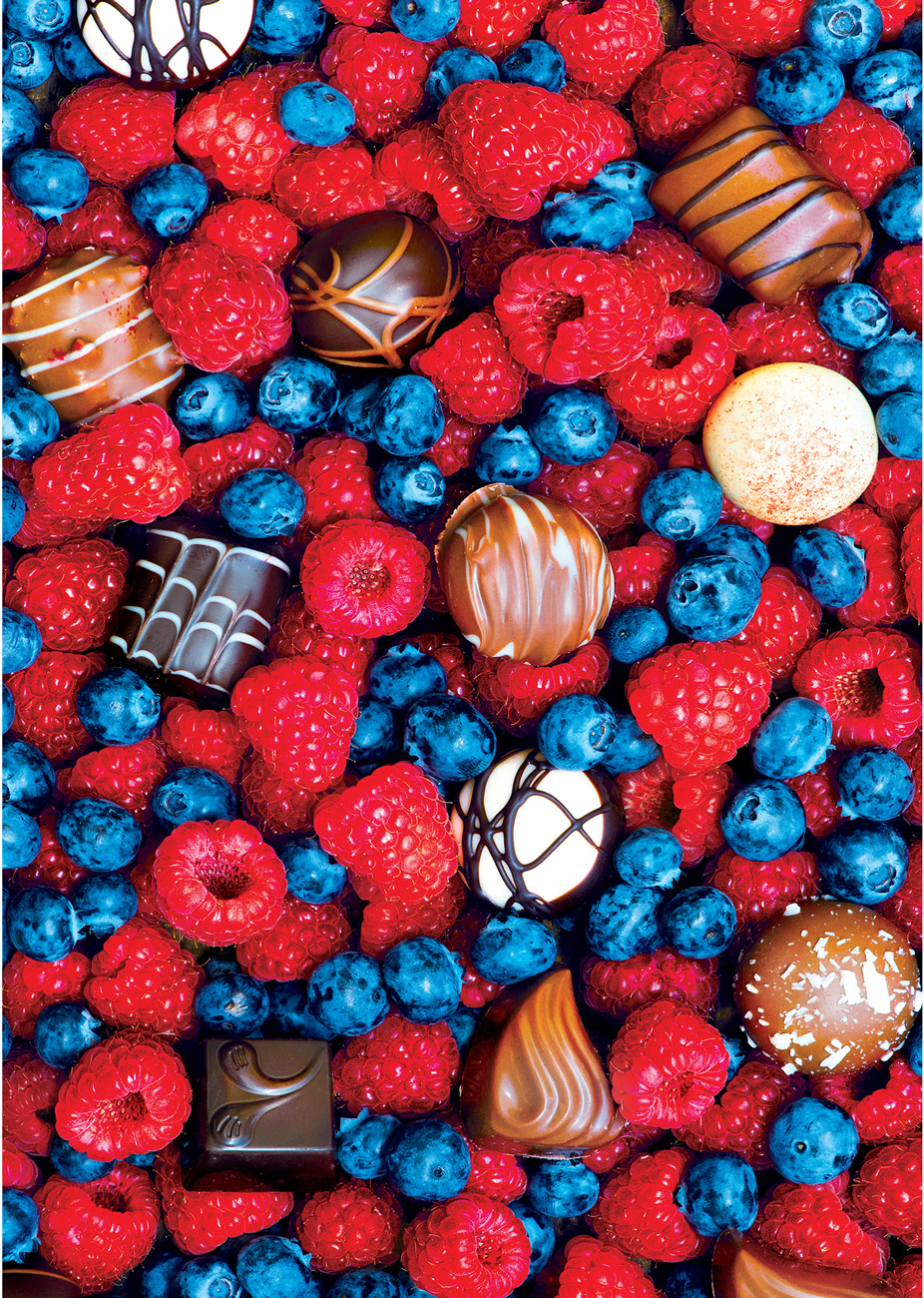 World's Smallest Sweet Delights Food and Drink Jigsaw Puzzle