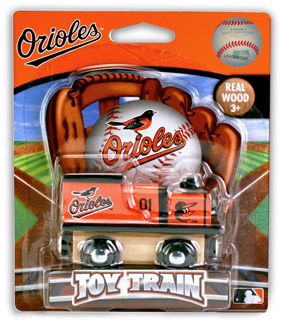 Baltimore Orioles Train Sports