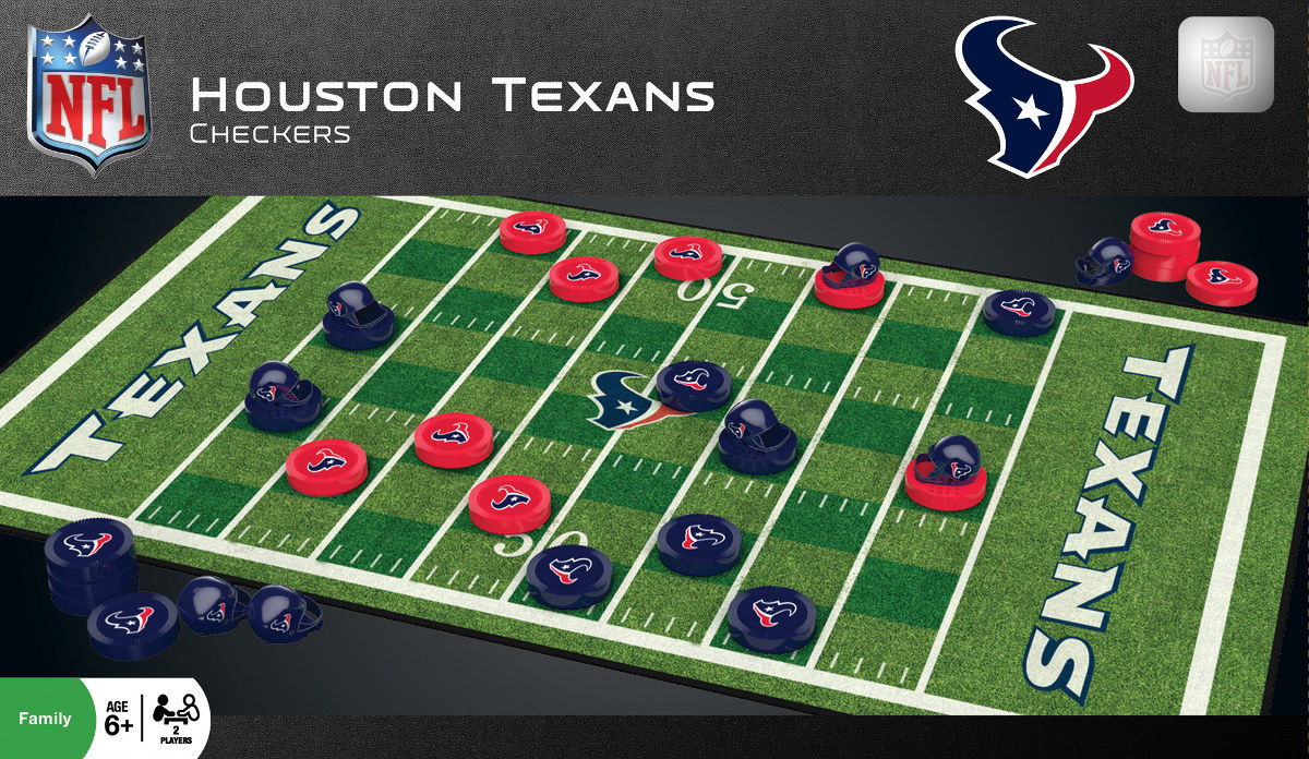 Houston Texans Checkers