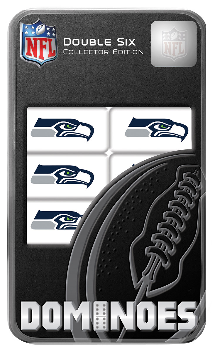 Seattle Seahawks Dominoes Father's Day