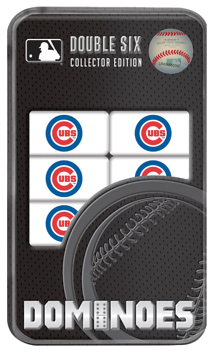 Chicago Cubs  Dominoes Father's Day