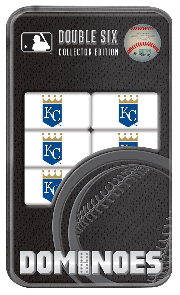 Kansas City Royals Dominoes - Scratch and Dent