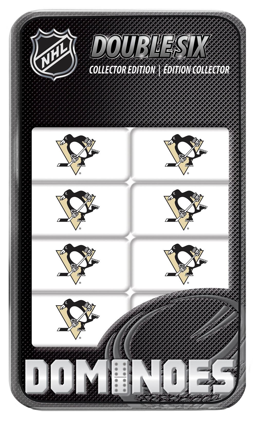 Pittsburgh Penguins Dominoes