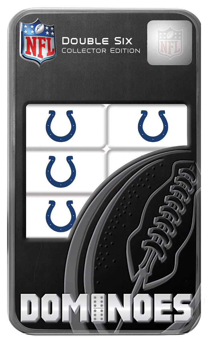 Indianapolis Colts Dominoes
