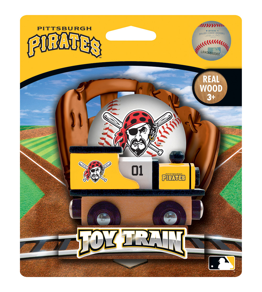Pittsburgh Pirates Train - Scratch and Dent Sports