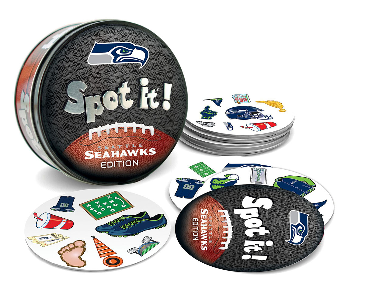 Spot It!  Seattle Seahawks