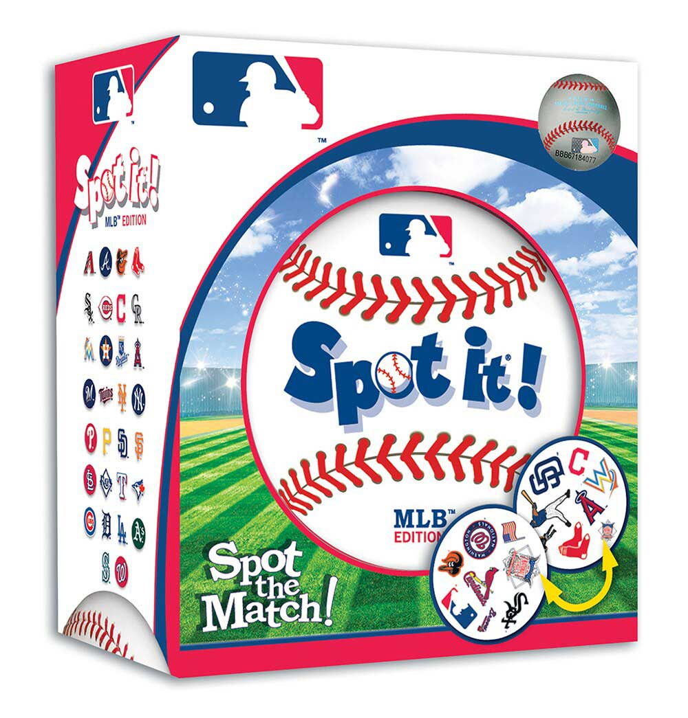 MLB Spot It! - Scratch and Dent