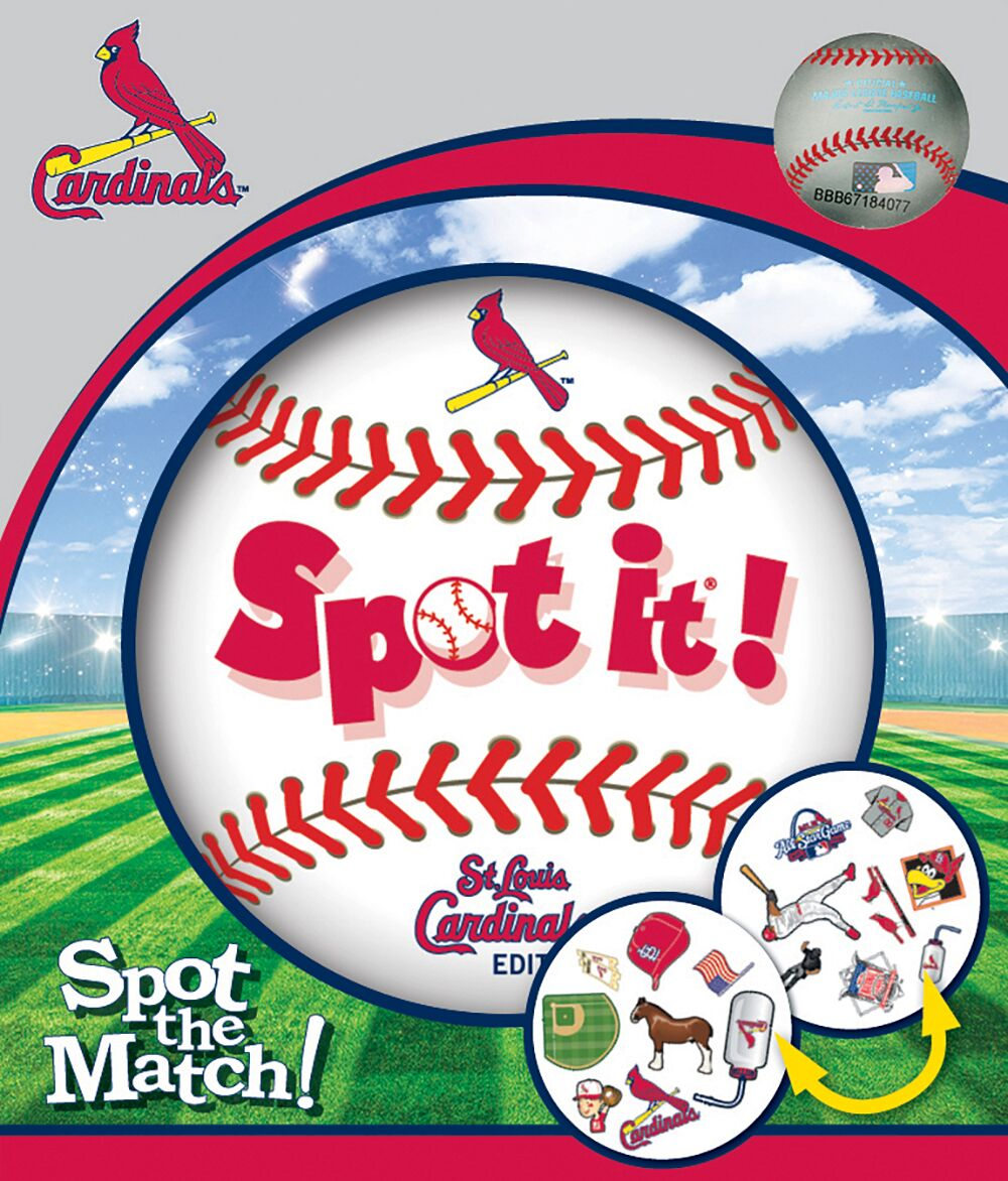 Spot It!  St. Louis Cardinals St. Louis
