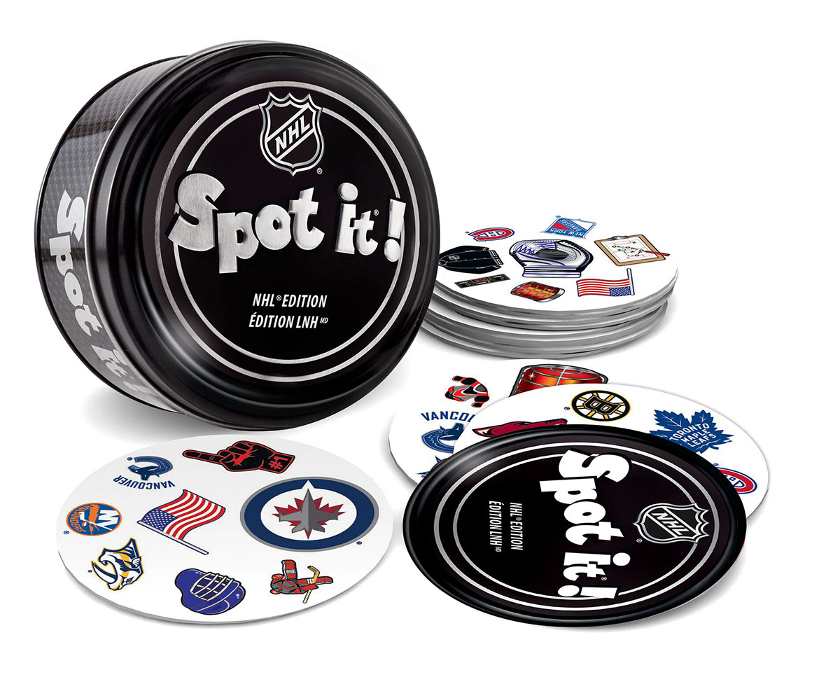Spot It! NHL