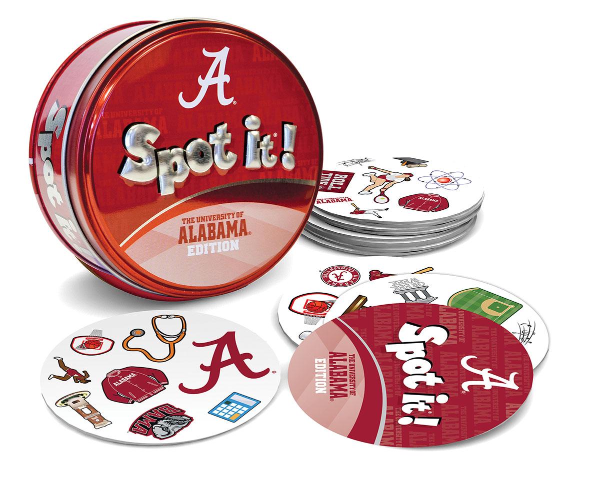 Alabama Spot It!