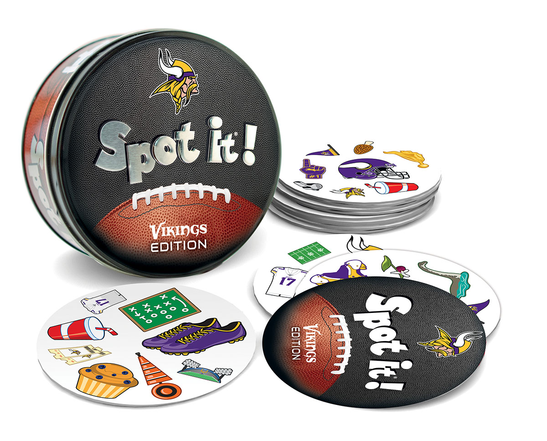 Minnesota Vikings Spot It!